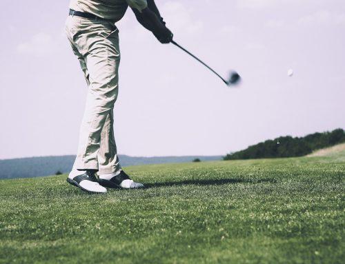 Un petit regard de l'agenda sportif sur le golf